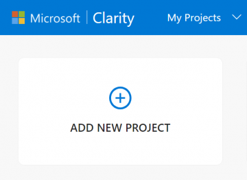 Microsoft clarity logo